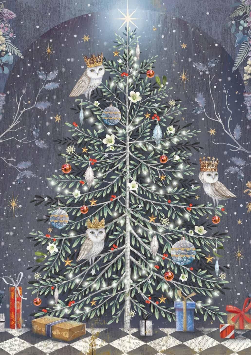 AM 310 Kalėdinis atvirukas