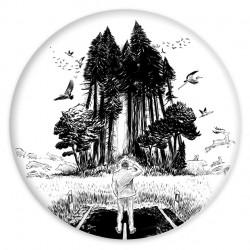 A44. Atšvaitas Žmogus ir gamta
