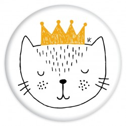 A56. Katinas su karūna
