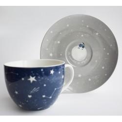 Kapučino kavos puodelis Iki...