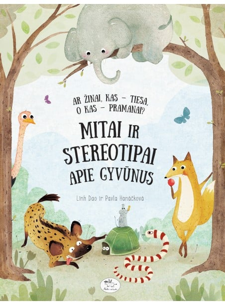 Mitai ir stereotipai apie gyvūnus