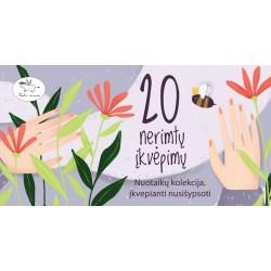 20 nerimtų įkvėpimų