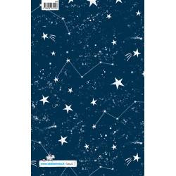 B26. Bloknotas Žvaigždėtas dangus (LAPAI SU TAŠKELIAIS)