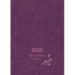 DK12 365 svarbios dienos 2020