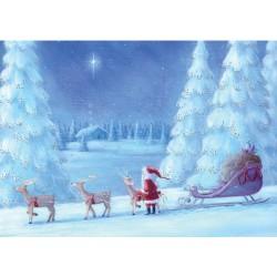 AM 315/394 Kalėdinis atvirukas