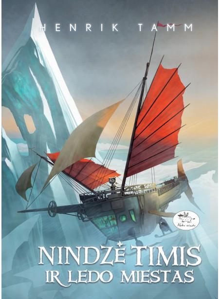 Nindzė Timis ir ledo miestas (5)
