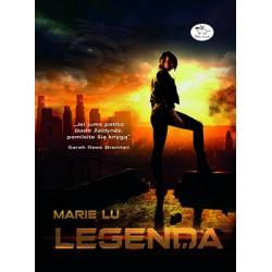 Rinkinys. Marie Lu knygų serija