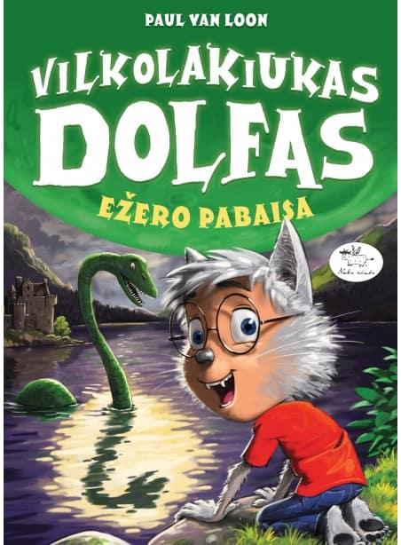 Vilkolakiukas Dolfas. Ežero pabaisa (13)