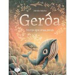 Gerda. Istorija apie drąsą jūroje