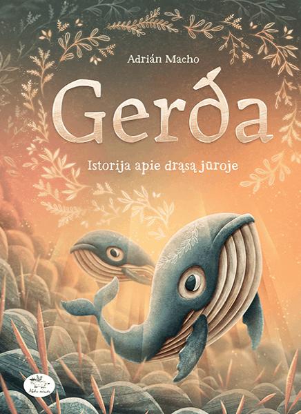 Gerda (2). Istorija apie drąsą jūroje