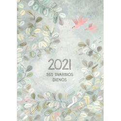 DK5 365 svarbios dienos 2021