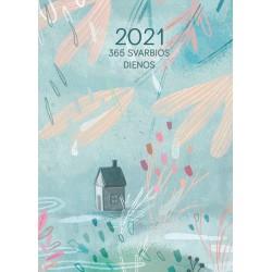 DK6 365 svarbios dienos 2021