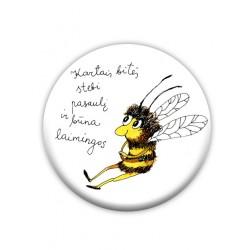 """A78. Atšvaitas """"Laiminga bitė"""""""