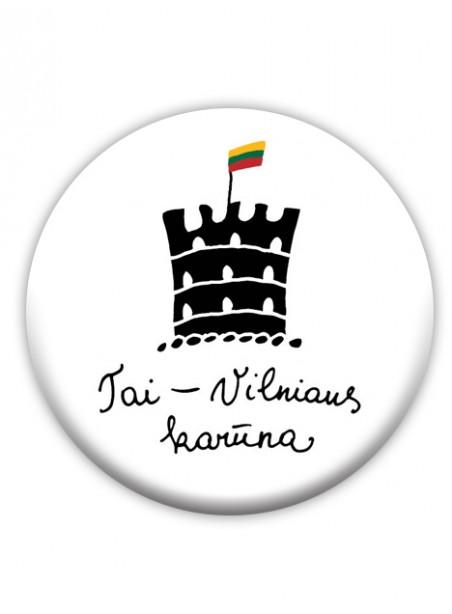 "A87. Atšvaitas ""Vilniaus karūna"""