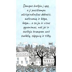 """Puodelis """"Pavasaris Vilniuje"""""""