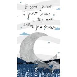 """Puodelis """"Mėnulis"""""""