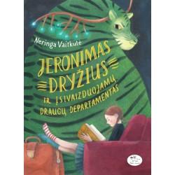 Jeronimas Dryžius ir Įsivaizduojamų draugų departamentas