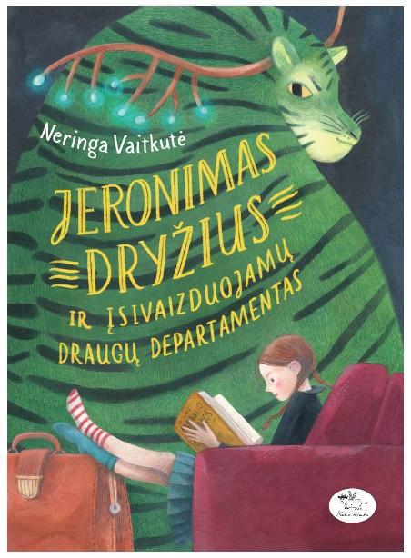 Jeronimas Dryžius ir Įsivaizduojamų draugų departamentas (su autografu)