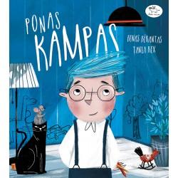 Ponas Kampas (su autografu)