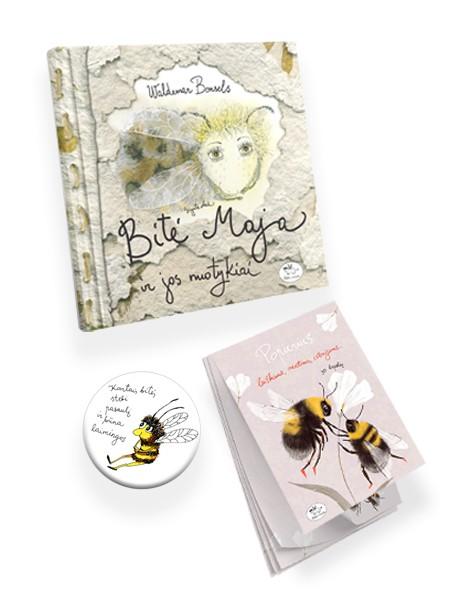 """Rinkinys """"Laimingos bitės"""""""