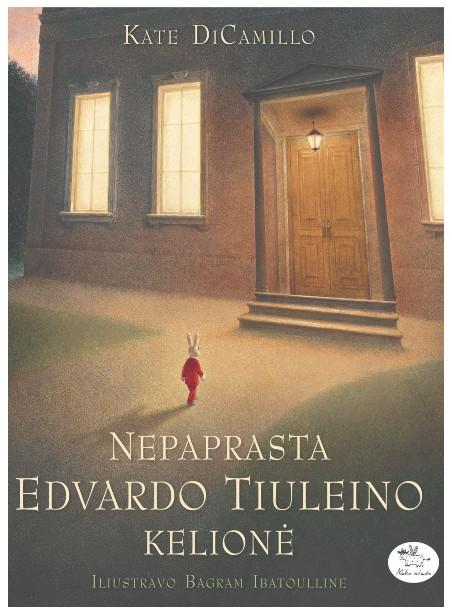 Nepaprasta Edvardo Tiuleino kelionė