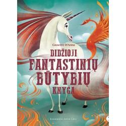 Didžioji fantastinių būtybių knyga