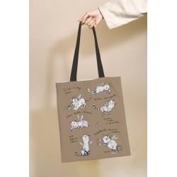 """Drobinis maišelis """"Katiniška kasdienybė"""""""