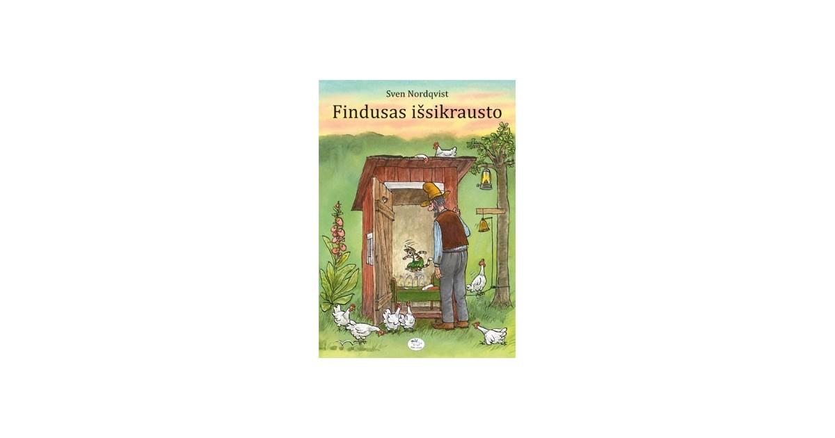 Findusas išsikrausto
