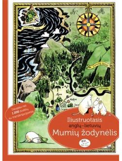 Iliustruotasis anglų-lietuvių Mumių žodynėlis