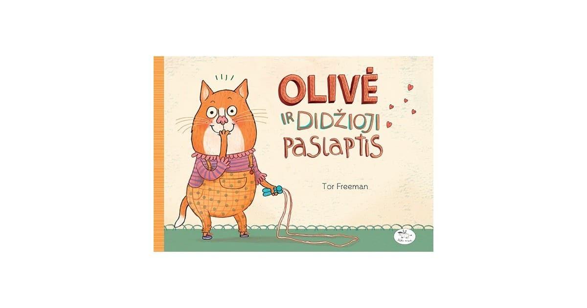 Olivė ir didžioji paslaptis