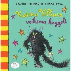 Katino Vilburo veiksmų knygelė