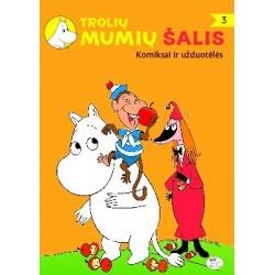 Trolių Mumių šalis: Komiksai ir užduotėlės 3