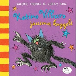 Katino Vilburo jausmų knygelė