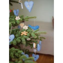 AM253/394 Kalėdinis atvirukas