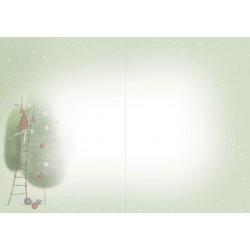 AM226/394 Kalėdinis atvirukas