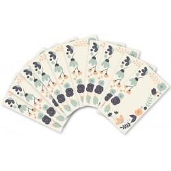 MUK.95 Mažų užrašų kortelių rinkinukas