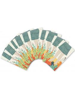 MUK.97 Mažų užrašų kortelių rinkinukas
