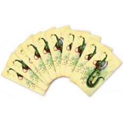 MUK.90 Mažų užrašų kortelių rinkinukas