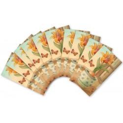 MUK.103 Mažų užrašų kortelių rinkinukas