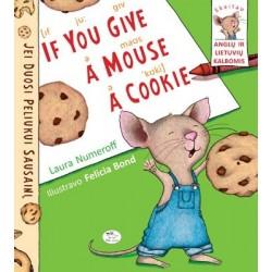 Jei duosi peliukui sausainį
