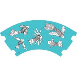 Puodelis Žuvys
