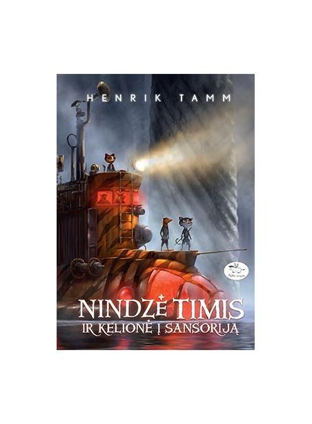 Nindzė Timis ir kelionė į Sansoriją