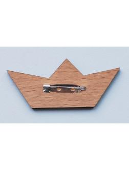 Medinė segė Laivelis