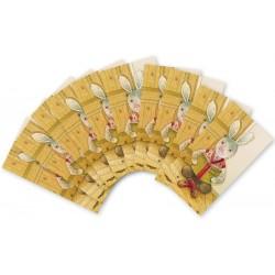 MUK.131 Mažų užrašų kortelių rinkinukas