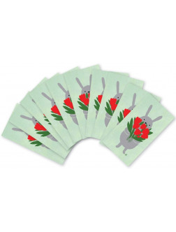 MUK.130 Mažų užrašų kortelių rinkinukas