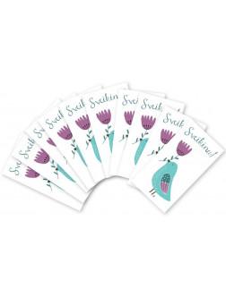 MUK.128 Mažų užrašų kortelių rinkinukas