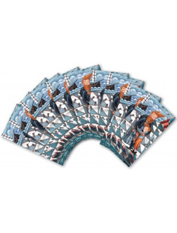 MUK.118 Mažų užrašų kortelių rinkinukas