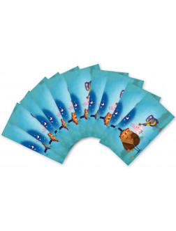 MUK.116 Mažų užrašų kortelių rinkinukas