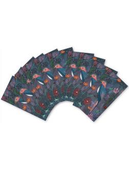 MUK134. Mažų užrašų kortelių rinkinukas