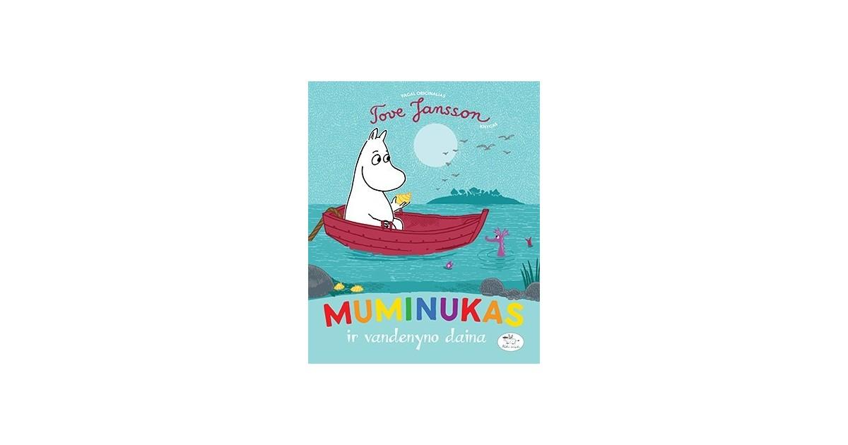 Muminukas ir vandenyno daina
